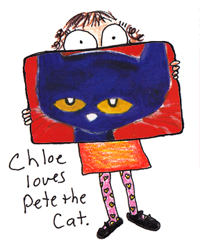 PETE THE CAT: I LOVE MY WHITE SHOES, CREATIVE THINKING AND